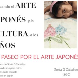Acercando el ARTE JAPONÉS y la CULTURA a los NIÑOS