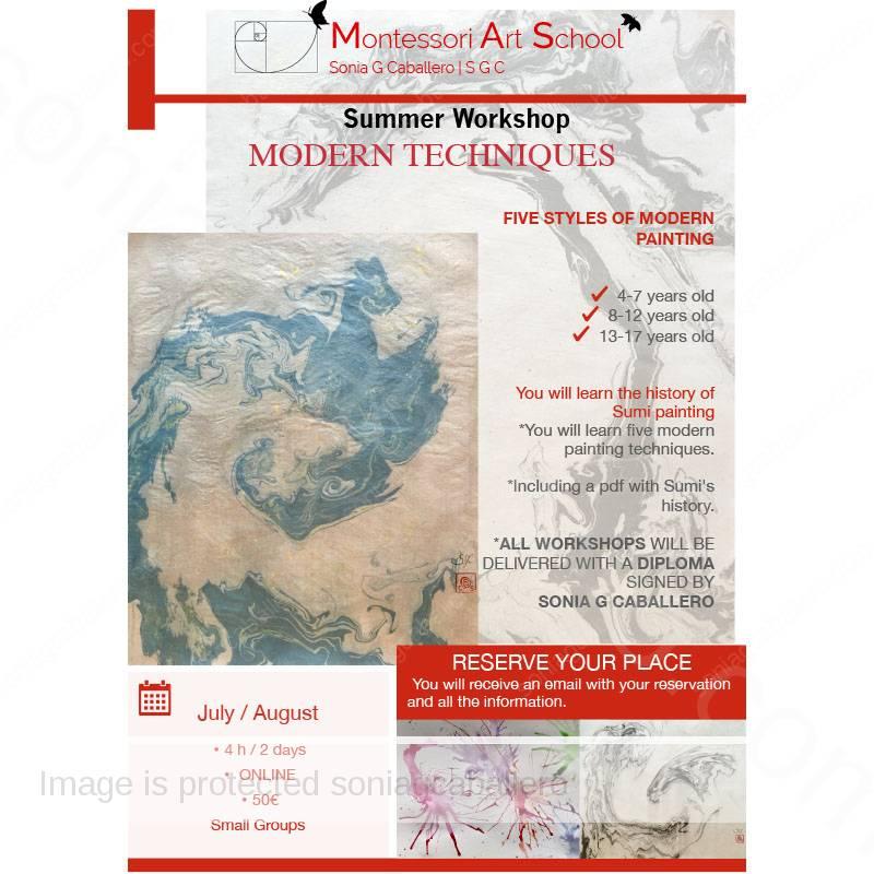 Summer Workshop MODERN TECHNIQUES