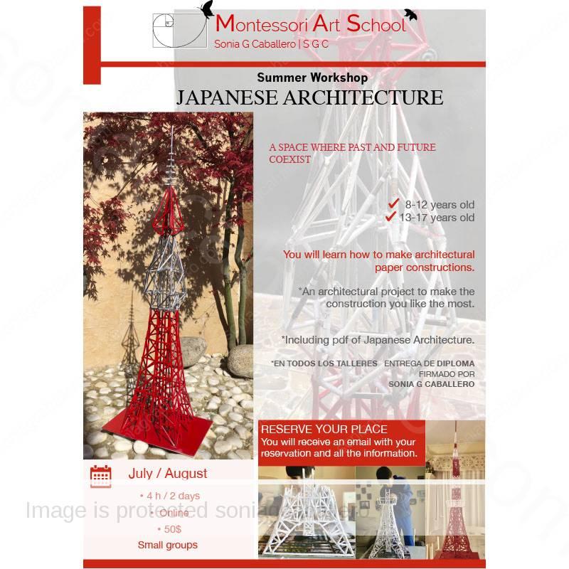 Summer Workshop: JAPANESE ARCHITECTURE