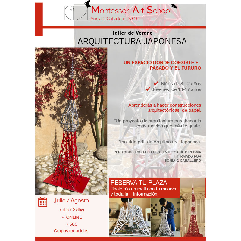 Taller de Verano: ARQUITECTURA JAPONESA
